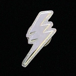 Lightning badge