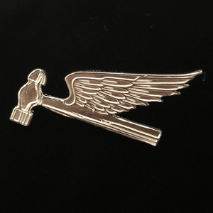 Flying Hammer(S)K18 Badge